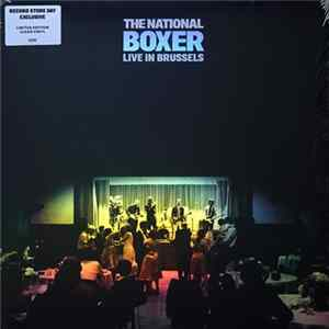 Descargar The National - Boxer (Live In Brussels)