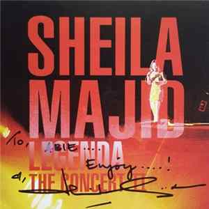 Descargar Sheila Majid - Legenda The Concert II