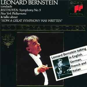 "Descargar Leonard Bernstein, Beethoven, New York Philharmonic - Leonard Bernstein Conducts Beethoven: Symphony No. 5 & Talks About ""How A Great Symphony Was Written"""
