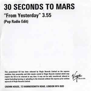 Descargar 30 Seconds To Mars - From Yesterday